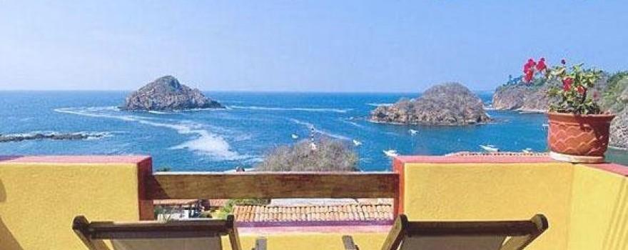 Balcon Fuente Deep Blue Hotel Facebook 1
